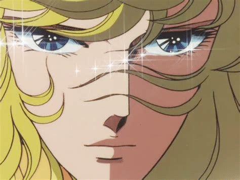 oscar crying lady oscar   anime art anime
