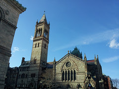 Old South Church in Boston