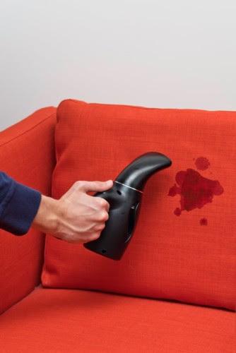 Các cách làm sạch ghế sofa chuẩn bị đón Tết - Ảnh 3.