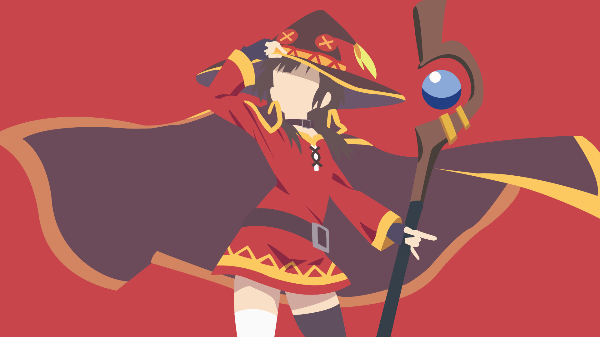 Megumin Wallpapers (73+ background pictures)