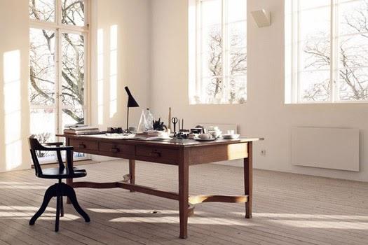 Inspiraci n zonas de trabajo tr s studio blog de - Proyectos decoracion online ...