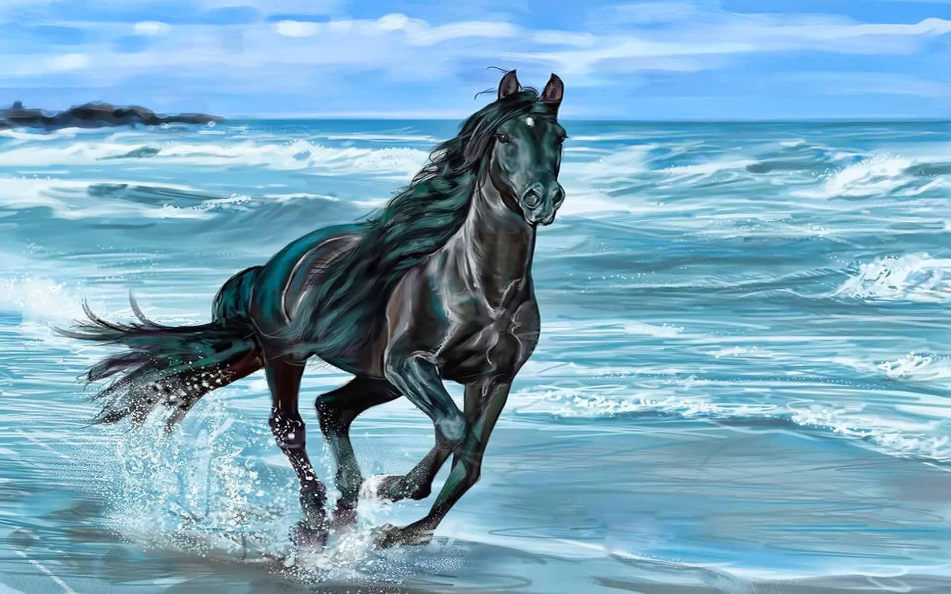 Desktop Wallpaper Horses (57+ images)