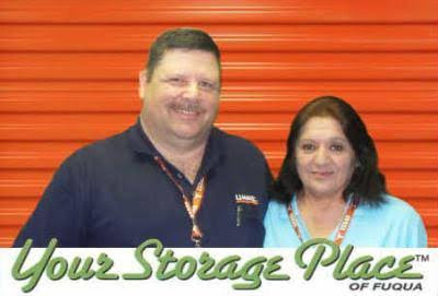 RV Storage Facility «U-Haul Moving & Storage of Fuqua», reviews and photos