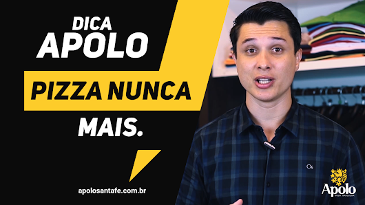 Como acabar com a PIZZA? - Blog Apolo