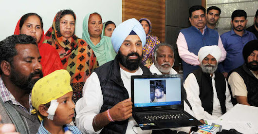 Rein in rogue elements in Cong, Majithia tells Amarinder