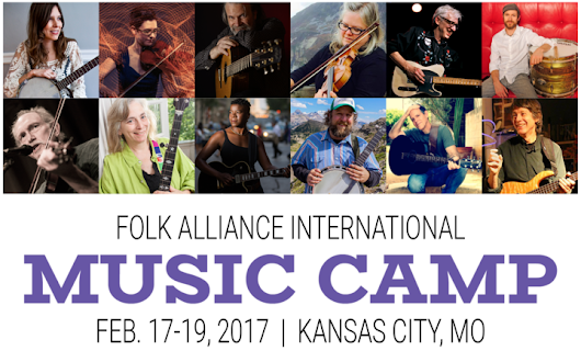 Incredible music conference happening next weekend in KC!...