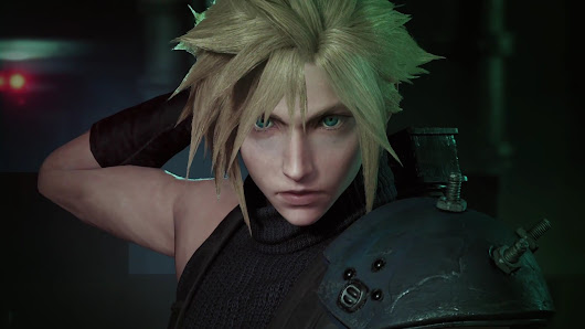 New Final Fantasy VII Remake Screenshots Show Battle And Cover System