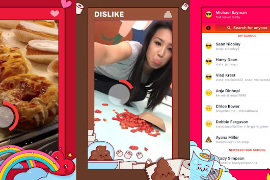 Facebook just launched Lifestage: a social-media network by teens, for teens