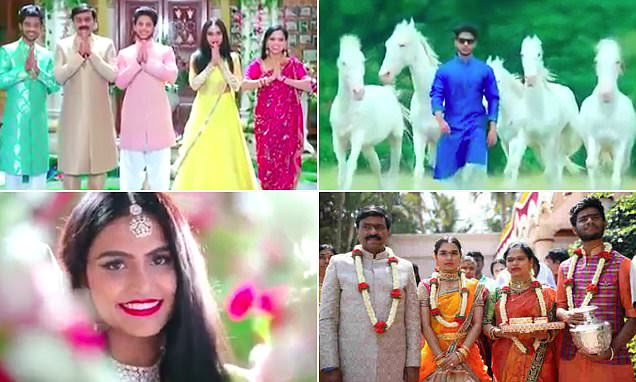 G Janardhana Reddy spends £59 MILLION on his daughter's five-day wedding