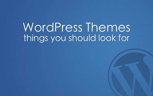 Choosing and Installing a Theme for WordPress
