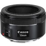 Canon STM Lens for Canon EF - 50mm - f/1.8