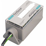 Siemens Surge Protection Device, Phase 1, Voltage 120/240VAC, Max. Continuing Operating Voltage 150VAC Gray FS060