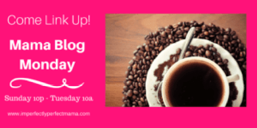 Mama Blog Link Up Party #3 ~ DIYtified