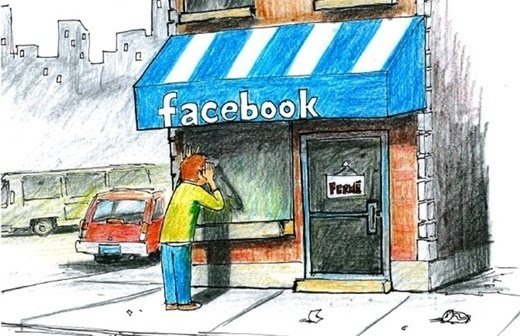 Le Registre: 8 constatations si Facebook fermait demain