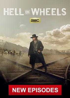 Hell on Wheels - Temporada 5