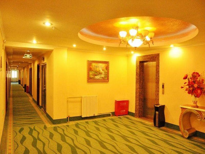 Price GreenTree Inn Beijing Changping Shahe Metro station Express Hotel