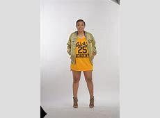 Bel Air Academy 14 Gold Basketball Jersey   The Kloset Shop