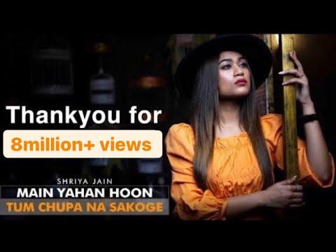 Love Mashup - Main Yahan Hoon | Tum Chupa Na Sakoge | Janam Dekh Lo | VeerZaara x Raaz | Shriya Jain