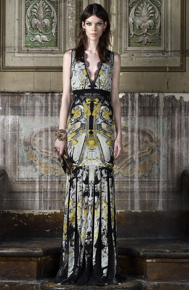 e Roberto Cavalli Pre-collection FW 2013-14