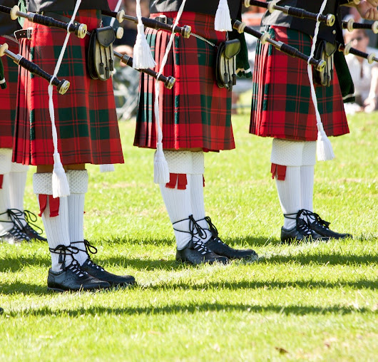 It's Not Just About Kilts: Fast Facts for the Highland Games Newbie