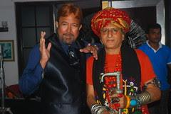 Mr Rajesh Khanna The Magician Blogger of Bandra by firoze shakir photographerno1