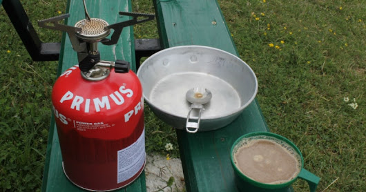 I Finally Bought a Real Backpacking Stove. Here's What I Think of the Primus. - Mom Goes Camping