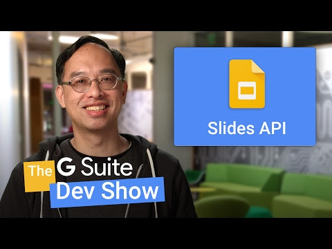 Adding text and shapes with the Google Slides API