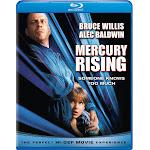 Mercury Rising (Blu Ray)