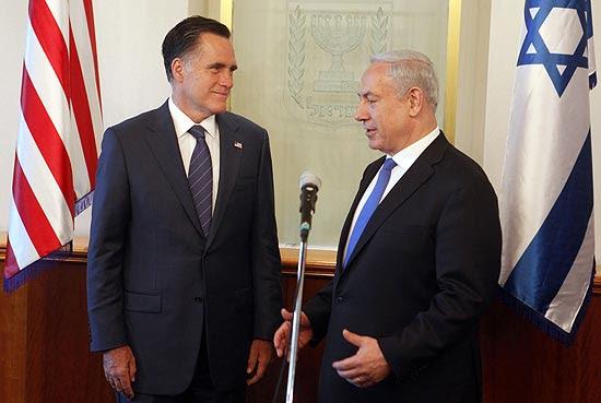Romney diz que Jerusalém é 'capital de Israel' e gera reação da Palestina