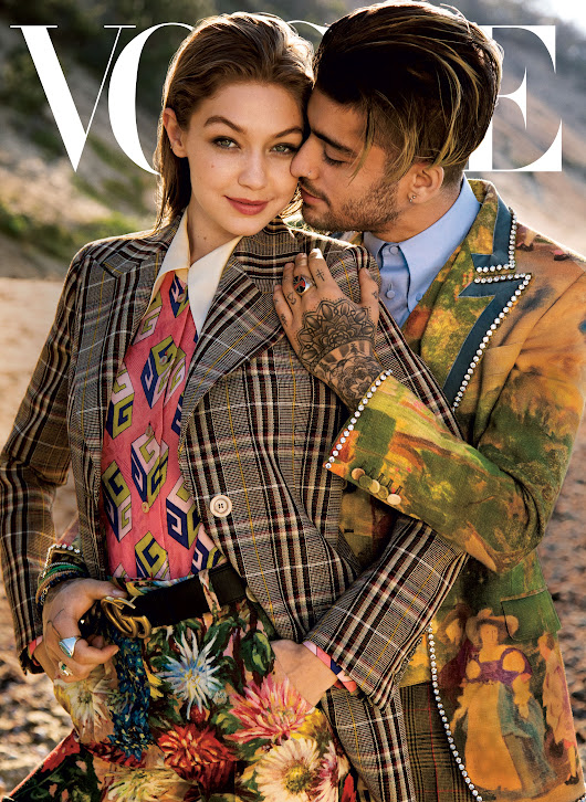 Gigi Hadid & Zayn Malik's Vogue Cover: Breaking Gender Codes and the Paradigm Shift in Fashion