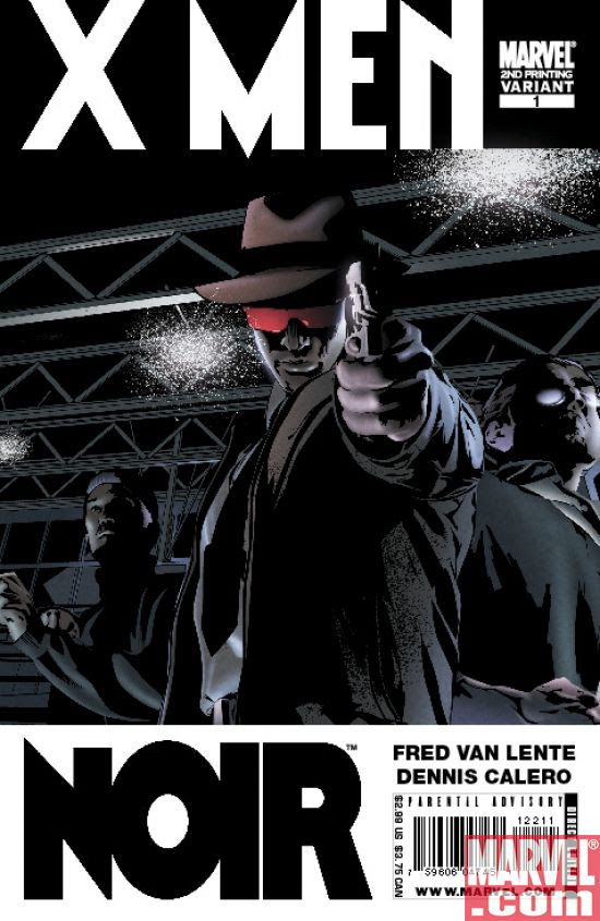 X-Men Noir #1 Sells Out And Returns With New Printing