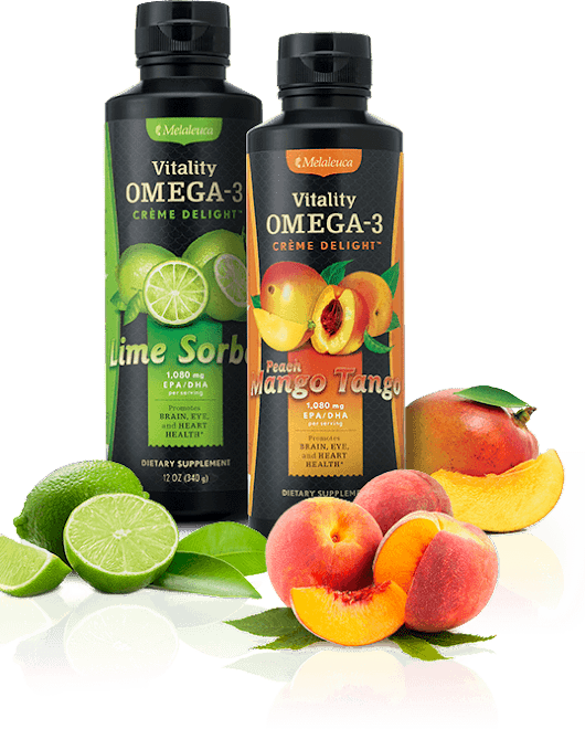 Omega 3 - FINALLY - Melaleuca Product Reviews