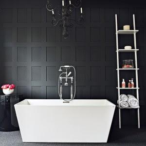 6 black and white bathroom designs Contemporary black and white bathroom 300x300 6 black and white bathroom designs Contemporary black and white bathroom
