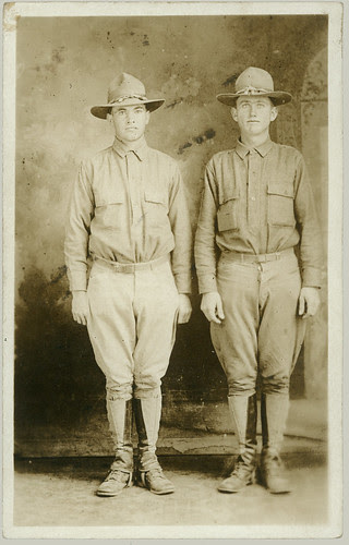 A pair from World War One
