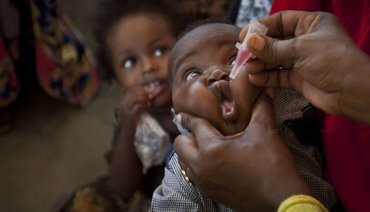 116 million African children to get polio vaccines