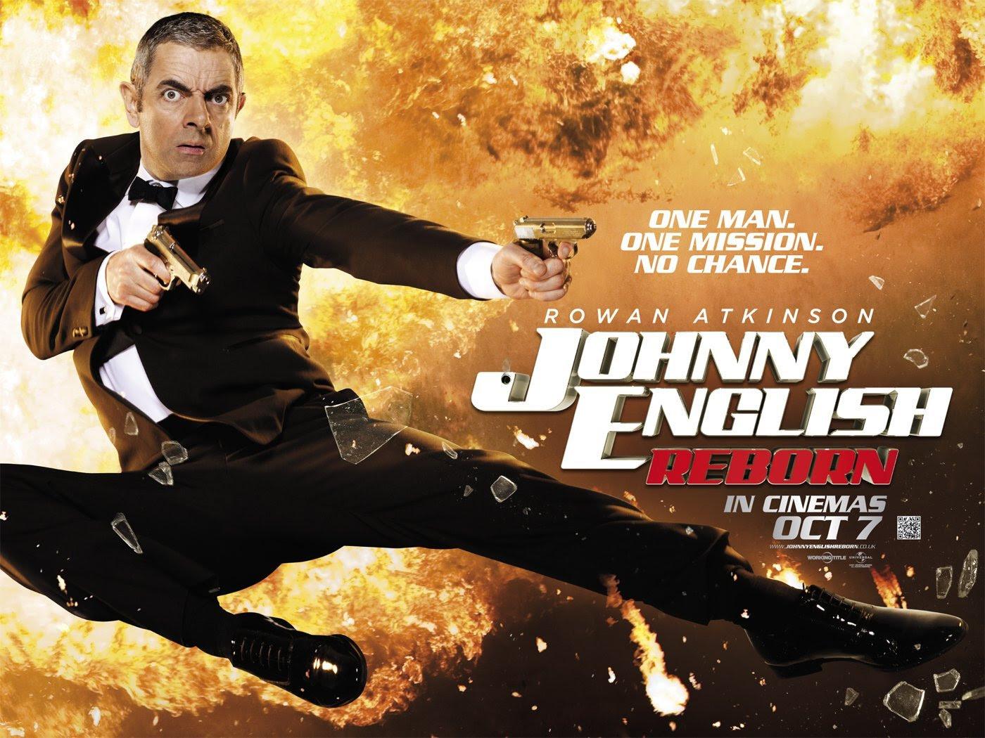 Movie Posters! images Johnny English Reborn\u2665 HD wallpaper