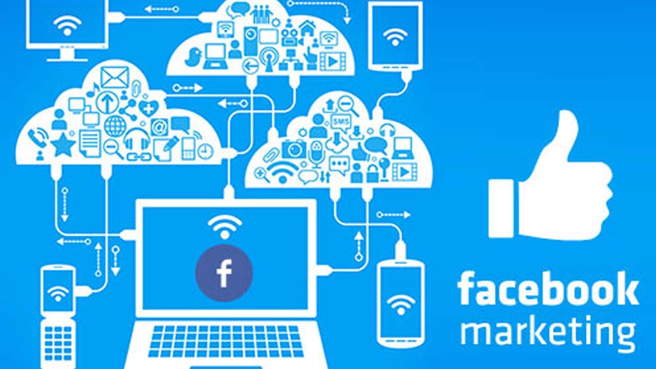 Kết quả hình ảnh cho marketing facebook