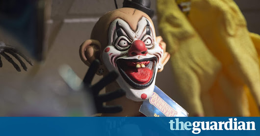 Clown pranks are wasting emergency resources, police say | UK news | The Guardian
