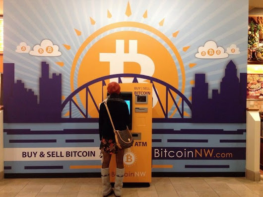 GoLocalPDX | News | Hoping to Spread the Trend, Bitcoin ATM Opens in Pioneer Place