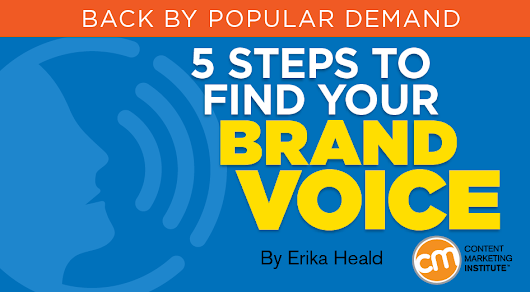 5 Steps to Find Your Brand Voice