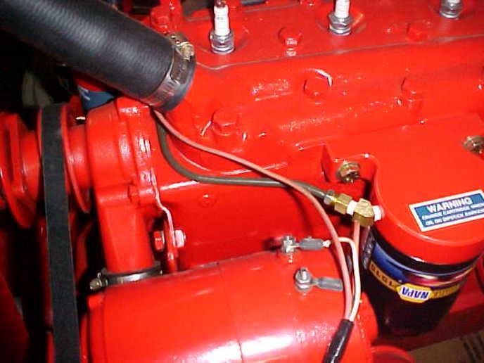 Ford 8n Engine Diagram