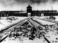 Entrada do campo de Auschwitz