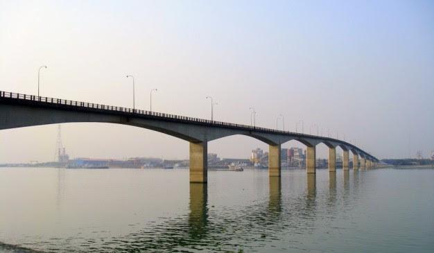 meghna bridge F