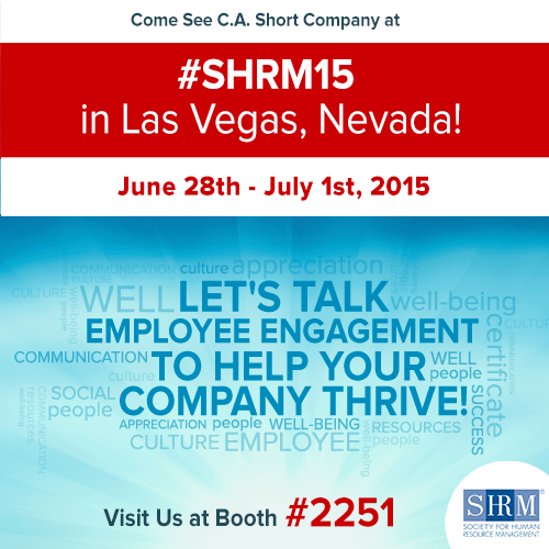 3 Reasons We are Excited for #SHRM15 (and You Should Be Too!)