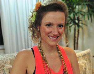 Gisele Dahis (Foto: Mais Você / TV Globo)