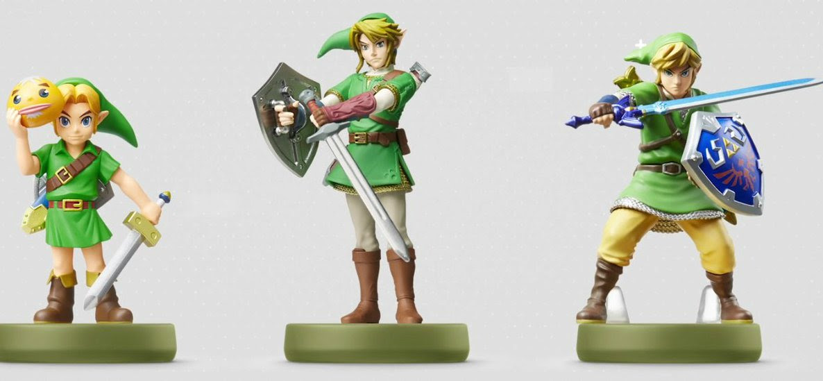 The Zelda trio just hit, here's what's next for amiibo screenshot