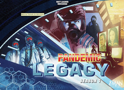Pandemic: Legacy Review