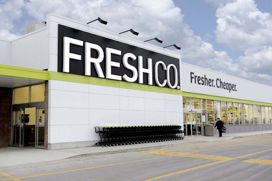 FreshCo outlets coming to town
