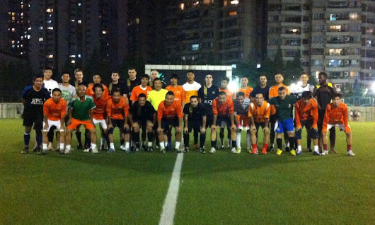Shanghai Lions honored to play with Chinese ex-professional football stars | Shanghai Lions Football Club