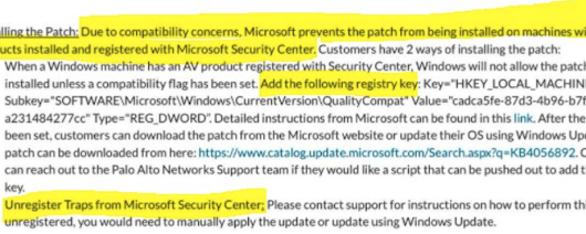 Important information about Microsoft Meltdown CPU security fixes, antivirus vendors and you